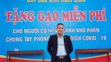 """Nam Định: Triển khai """"ATM gạo"""" giúp người nghèo vượt qua đại dịch"""