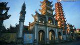 Cùng ngắm bảo tháp độc đáo nhất tại Nam Định
