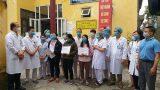 Bệnh nhân 188 dương tính sau 3 ngày xuất viện, cách ly 14 người
