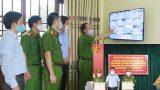 NAM ĐỊNH : UBND huyện khen thưởng cán bộ, chiến sỹ Công an huyện và Công an thị trấn Quất Lâm.