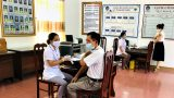 Nam Định : Huyện Giao Thủy triển khai chiến dịch tiêm Vắc xin phòng COVID -19 mũi 1 đợt 3.