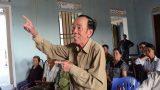 Nam Định: Dân kiên quyết yêu cầu Công ty đốt dầu phải di dời