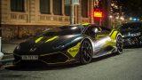 Lamborghini Huracan LP610-4 từng dự Car Passion 2019 khoác màu áo mới