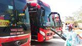 Nam Định : Tạm dừng hoạt động vận tải hành khách đến 10 tỉnh, thành phố để phòng dịch COVID-19