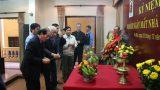 Lễ tưởng niệm 10 năm Ngày mất nhà thơ Vũ Cao