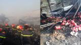 Vụ cháy công ty bánh kẹo: Tìm thấy thêm 2 thi thể