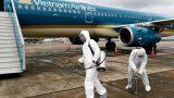 Khẩn cấp tìm 16 người đi cùng chuyến bay với bệnh nhân COVID-19 2910