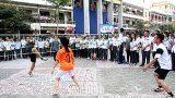 Công tác giáo dục thể chất ở Trường THPT chuyên Lê Hồng Phong