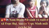 Tìm kiếm thiếu nữ 14 tuổi ở Nam Định mất tích