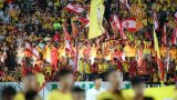 CLB Nam Định bị phạt tiền sau trận thua HAGL