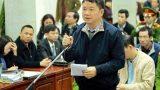 Ngày mai, ông Đinh La Thăng hầu toà tại TP.HCM