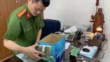 Công an tỉnh Nam Định Bắt nhóm cá độ bóng đá giao dịch trên 400 tỷ