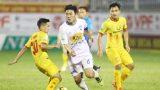 Kết quả trận Nam Định vs HAGL, vòng 24 V-League 2018