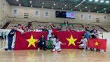 Tuyển futsal Việt Nam giành vé dự World Cup