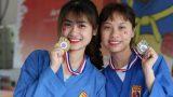 Nữ sinh FPT được mệnh danh 'bông hồng có gai' trên sàn đấu Vovinam