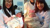 Bác sĩ kể lại giây phút bé trai nặng 6,1kg chào đời