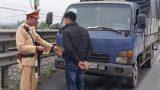 Nam Định: Xử phạt 59 nghìn trường hợp vi phạm trật tự ATGT với tổng số tiền phạt gần 30 tỷ đồng.