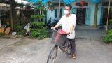 Kỳ thi tốt nghiệp THPT năm 2020 đợt 2 Thí sinh 31 tuổi Nam Định đạp xe hơn 30 km đến điểm thi