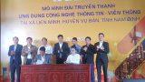 Nam Định: 'Nhấp chuột' để khởi động hệ thống phát thanh