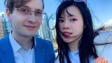 Lấy nghệ sĩ người Canada, 9X Nam Định sốc khi chồng xưng 'anh' với mẹ vợ