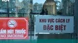 Nam Định: Rà soát, truy vết, cách ly tại cơ sở y tế 43 trường hợp F1