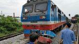 Những hình ảnh mới nhất vụ tai nạn tàu tại Núi Gôi (Nam Định) sáng nay