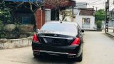 Mercedes-Maybach S600 giá hơn 14 tỷ lăn bánh tại Nam Định