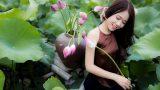 """9X Nam Định xinh đẹp, """"vừa làm vừa chơi"""" vẫn sống sung túc từ nghề mẫu ảnh!"""