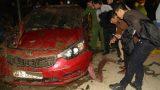 Lùi ô tô gặp tai nạn thương tâm