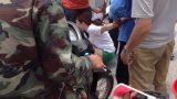 Một phụ nữ tự tử không thành tại cầu đò quan Nam Định