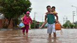 Tin bão số 3: Bão số 3 suy yếu thành áp thấp nhiệt đới