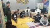 Phá tụ điểm ma túy Nam Định, phạt 84 đối tượng