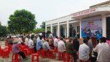 Bệnh viện 198 khám bệnh, cấp phát thuốc miễn phí tại Giao Thủy