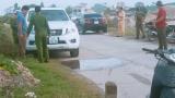 Nam Định: Phát hiện thi thể Thượng uý công an tử vong trong chiếc ô tô nổ máy đậu bên bờ đê