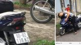 Nam Định: Điều tra nguyên nhân khiến nam thanh niên chết gục trên xe máy ven đường