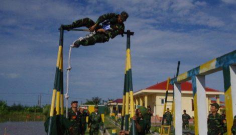 BĐBP Nam Định tổ chức Hội thao Thể dục thể thao năm 2019