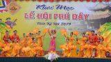 Nam Định dừng tổ chức lễ hội Phủ Dầy