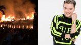 Mr.Đàm 'kêu cứu', trích 50% lương giúp nhà thờ trăm tuổi bị cháy