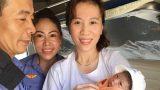 Nhân viên đường sắt giúp bà bầu sinh con trên tàu