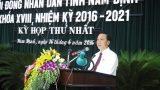 Nam Định: Lãnh đạo chủ chốt HĐND, UBND tỉnh đều tái cử