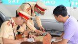 Nam Định: Xử phạt trên 7.000 trường hợp vi phạm trật tự an toàn giao thông