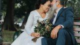 Bộ ảnh cưới của đôi vợ chồng U70 ở Nam Định khiến cộng đồng mạng đặc biệt yêu thích
