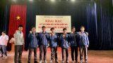 Hoc sinh trường THPT CHUYÊN LÊ HỒNG PHONG – NAM ĐỊNH tham dự kì thi chọn đội tuyển quốc gia tham dự Olympic quốc tế 2021