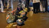 Ăn xin ngồi la liệt ở lễ hội chợ Viềng