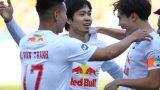 Công Phượng: 'Tôi không bị áp lực khi đá penalty'