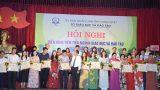 Ngành GD Nam Định vinh danh điển hình tiên tiến giai đoạn 2015 – 2020