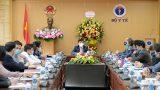 Vắc xin COVID-19: Bộ Y tế chuẩn bị kế hoạch triển khai chiến dịch tiêm chủng lớn nhất tại Việt Nam