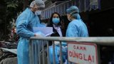 Tối mùng 4 Tết, Việt Nam ghi nhận 40 ca mắc COVID-19 mới, trong đó Hà Nội có 2 ca