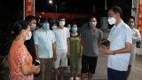 Nam Định : Huyện Ý Yên công bố kết thúc khoanh vùng cách ly y tế tại xóm 10 xã Yên Nhân