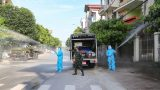 Nam Định : Ngày 10-8, tỉnh ta có thêm 1 ca dương tính với SARS-CoV-2